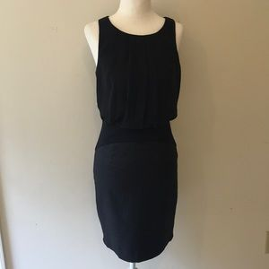 Bebe Empire Waist Sheath Dress - Size 4